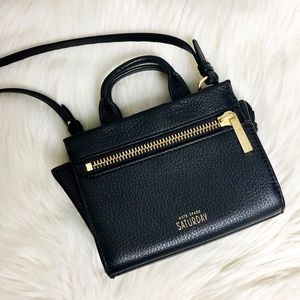 Kate Spade Saturday Mini Zipline Crossbody